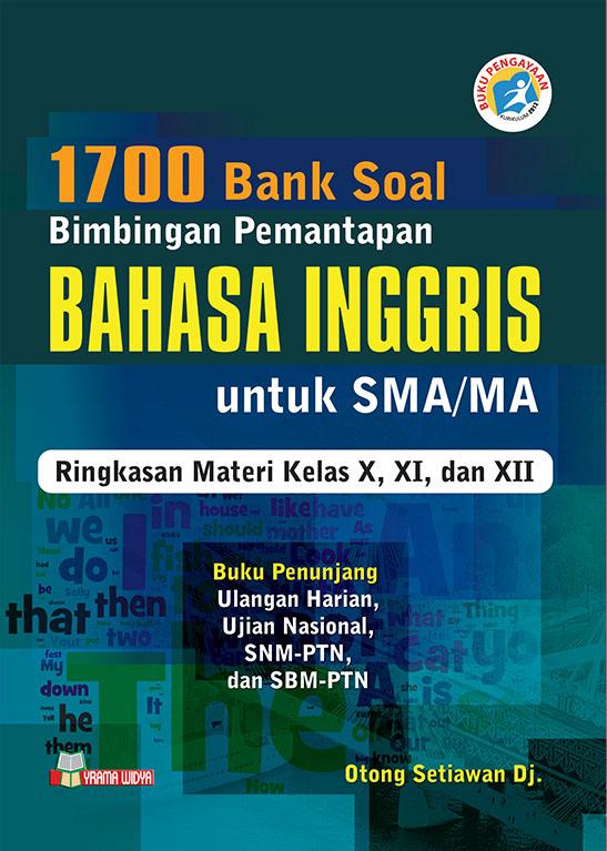 1700 Bank Soal Bintap Bahasa Inggris Untuk Sma Ma