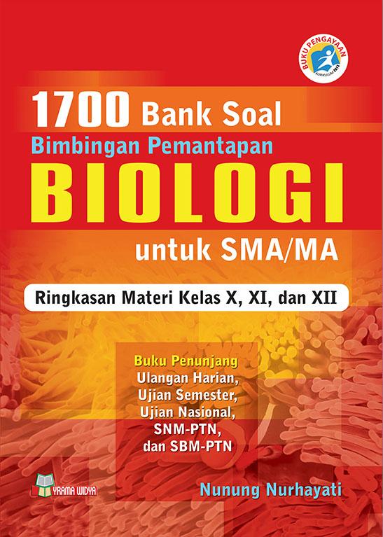 1700 bank soal bintap biologi untuk sma