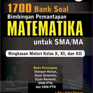 1700 bank soal bintap matematika untuk sma
