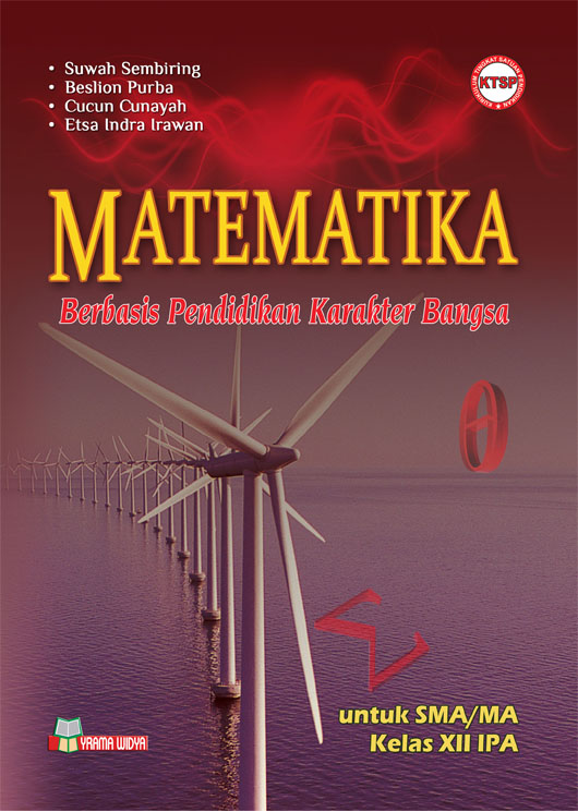 buku matematika berbasis karakter sma/ma kelas xii ipa