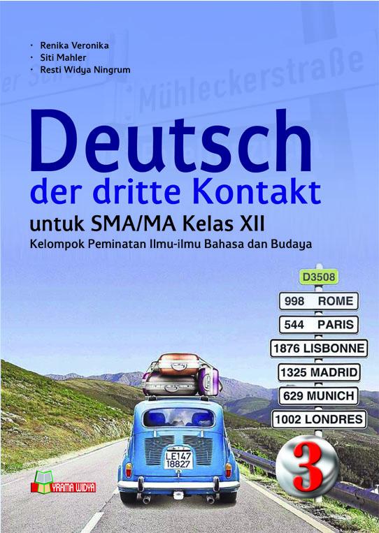 buku bahasa jerman sma/ma kelas xii peminatan kurikulum 13