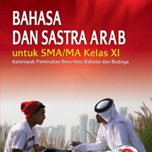 buku bahasa dan sastra arab sma/ma kelas xi peminatan k13