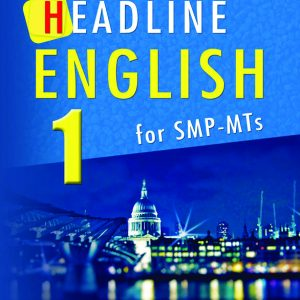buku headline english 1 for smp-mts