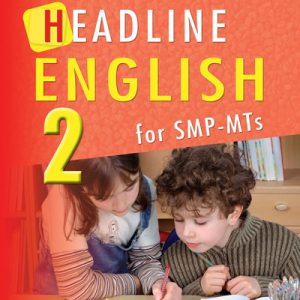 buku headline english 2 for smp-mts