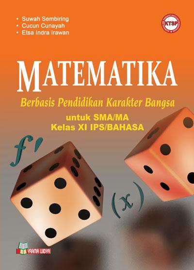 buku matematika berbasis karakter sma/ma kelas xi ips