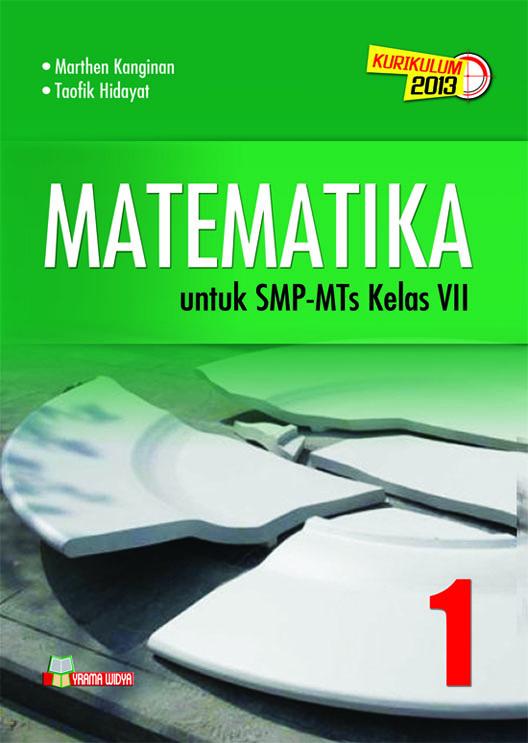 buku matematika smp-mts kelas vii jilid 1 kurikulum 2013