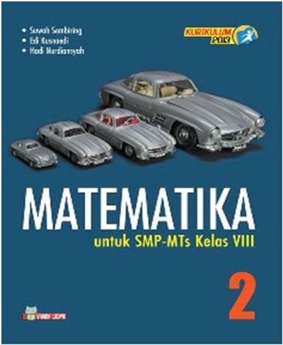 buku matematika untuk smp-mts kelas viii kurikulum 2013