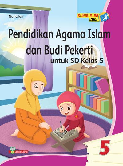 buku pendidikan agama islam dan budi pekerti sd kelas 5