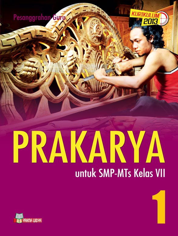 buku prakarya smp-mts kelas vii kurikulum 2013