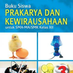buku prakarya dan kewirausahaan sma-ma/smk kelas xIi wajib k13