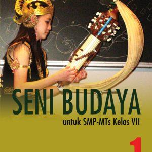 buku seni budaya untuk smp-mts kelas vii kurikulum 13