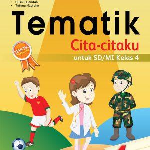 buku tematik 4g cita-citaku kurikulum 2013