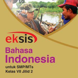 buku eksis bahasa indonesia smp-mts kelas vii jilid 2