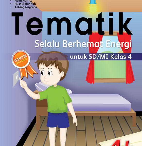 buku tematik 4b selalu berhemat energi