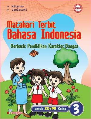 buku bahasa indonesia berbasis karakter sd-mi kelas 3