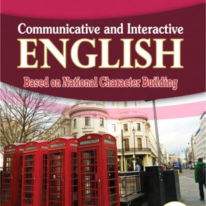 communicative and interactive english character grade ix