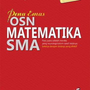 buku pena emas osn matematika sma