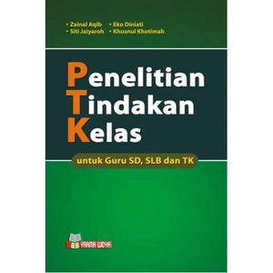 buku penelitian tindakan kelas untuk guru