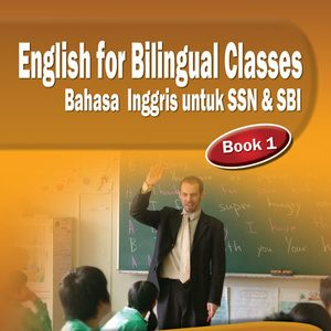 buku english for bilingual classes book 1