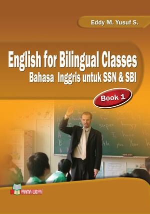 buku english for bilingual classes book 1