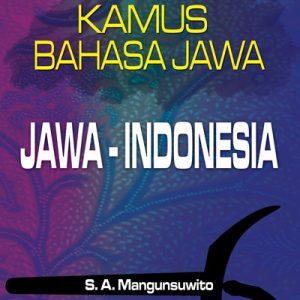 kamus bahasa jawa (jawa-indonesia)