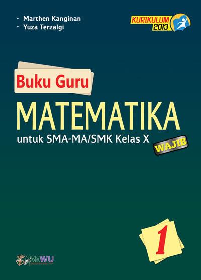 buku guru matematika sma-ma/smk kelas x wajib k13