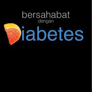buku bersahabat dengan diabetes