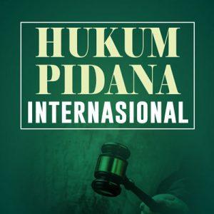 buku hukum pidana internasional