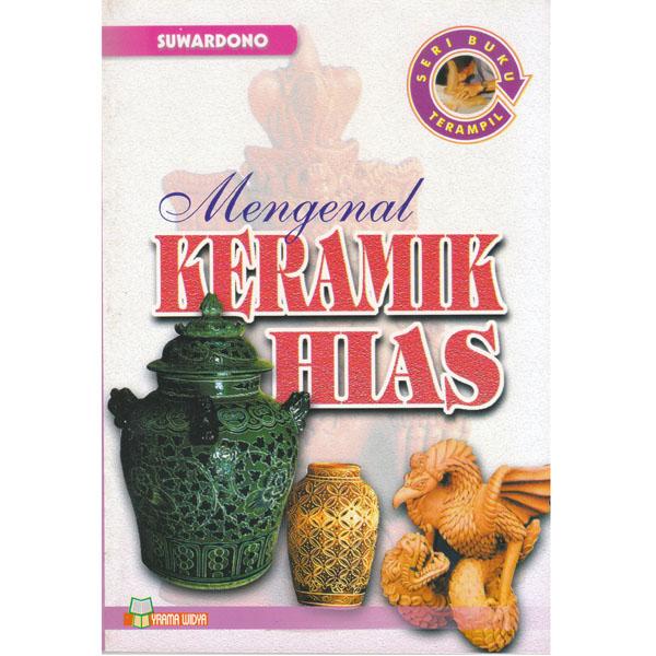 buku mengenal keramik hias (cd)