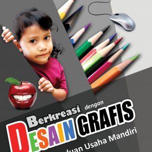 buku berkreasi dengan desain grafis