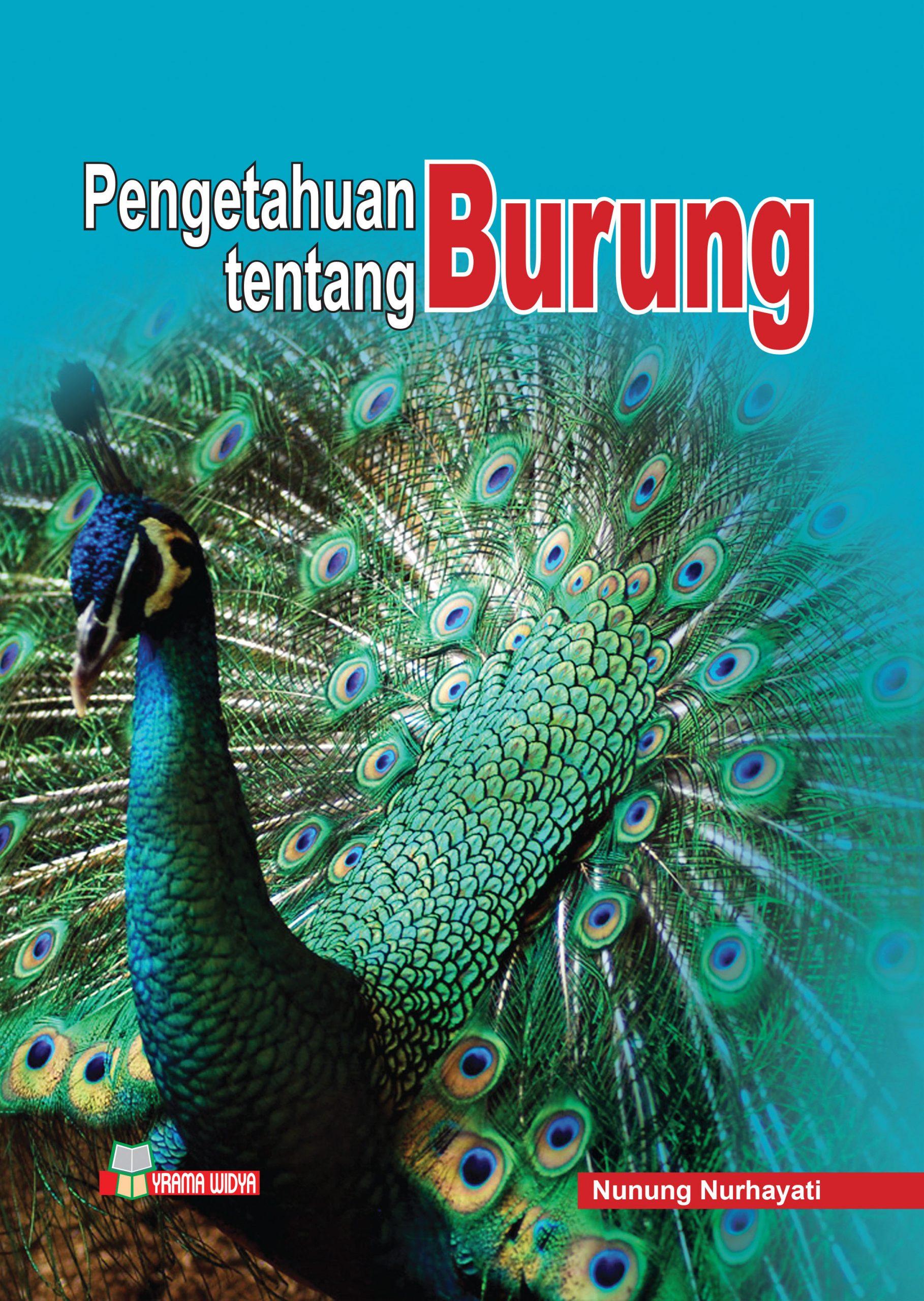 buku pengetahuan tentang burung
