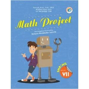 math project untuk smp/mts kelas vii
