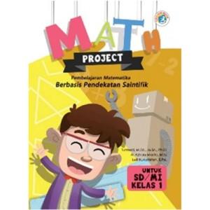 math project untuk sd/mi kelas 1