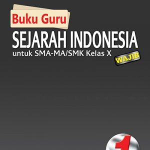 buku guru sejarah indonesia sma/smk kelas x wajib k13