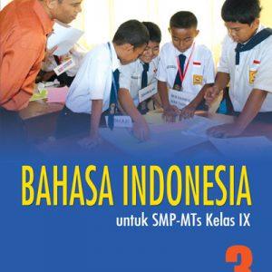 buku bahasa indonesia smp-mts kelas ix kurikulum 2013