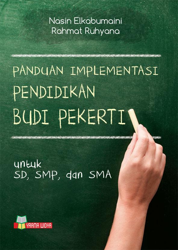 buku panduan implementasi pendidikan budi pekerti