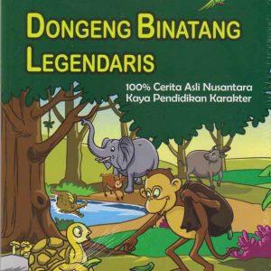Kumpulan Fabel Mendidik Anak Dengan Cerita Jilid 1