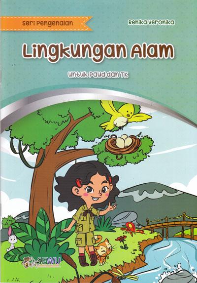 buku seri pengenalan lingkungan alam