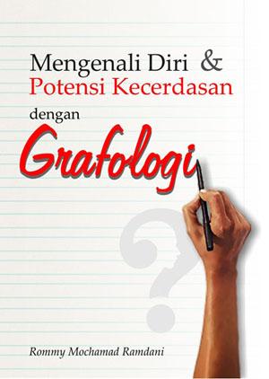 buku mengenali diri dan potensi kecerdasan dengan grafologi
