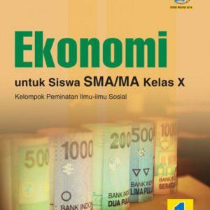 buku ekonomi untuk sma/ma kelas x peminatan