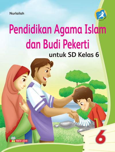 buku pendidikan agama islam dan budi pekerti sd kelas 6
