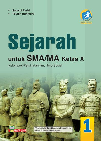 Pdf Sejarah Indonesia Kelas X Kurikulum 2013
