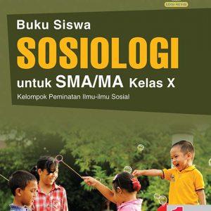 buku sosiologi untuk sma/ma kelas x peminatan