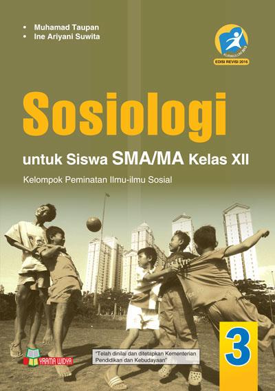 buku sosiologi sma/ma kelas xii peminatan