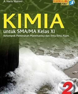 buku kimia sma/ma kelas xi peminatan kurikulum 2013
