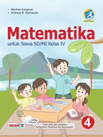 BUKU MATEMATIKA UNTUK SD\/MI KELAS IV KURIKULUM 2013 REVISI