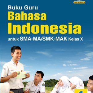 buku guru bahasa indonesia sma-ma/smk-mak kelas x
