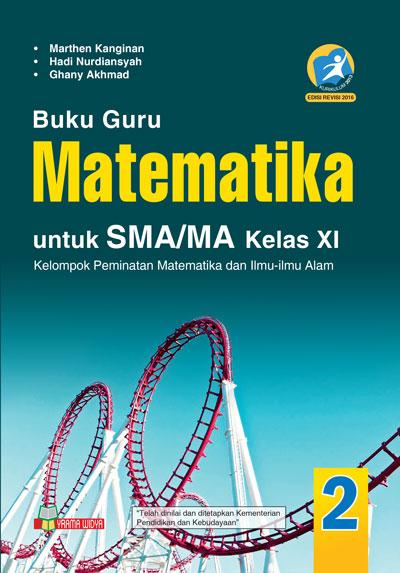 Buku Guru Matematika Sma Ma Kelas Xi Peminatan K 13 Rev
