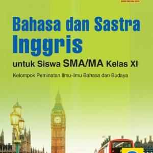 buku bahasa dan sastra inggris sma/ma kelas xi