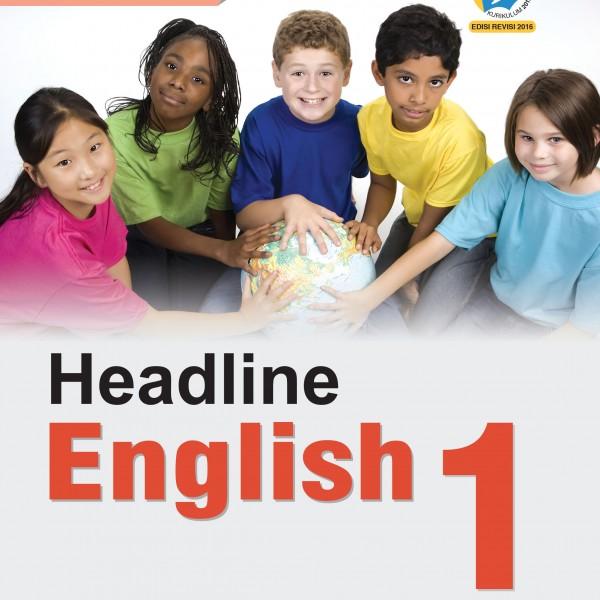 buku headline english 1 for smp